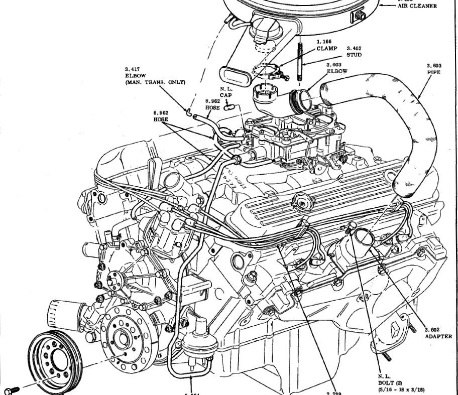 1983 pontiac firebird belt diagram  1983  free engine