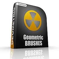 Geometric Brushes - Free Photoshop Brushes at Brusheezy!