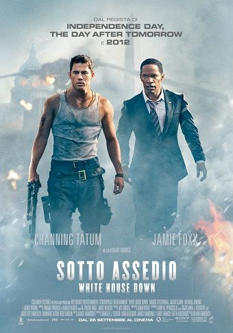 Sotto Assedio - White House Down (2013) DVD5 Custom - ITA