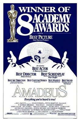 Amadeus - Director's cut (1984) DvdRip Avi AC3 - ITA