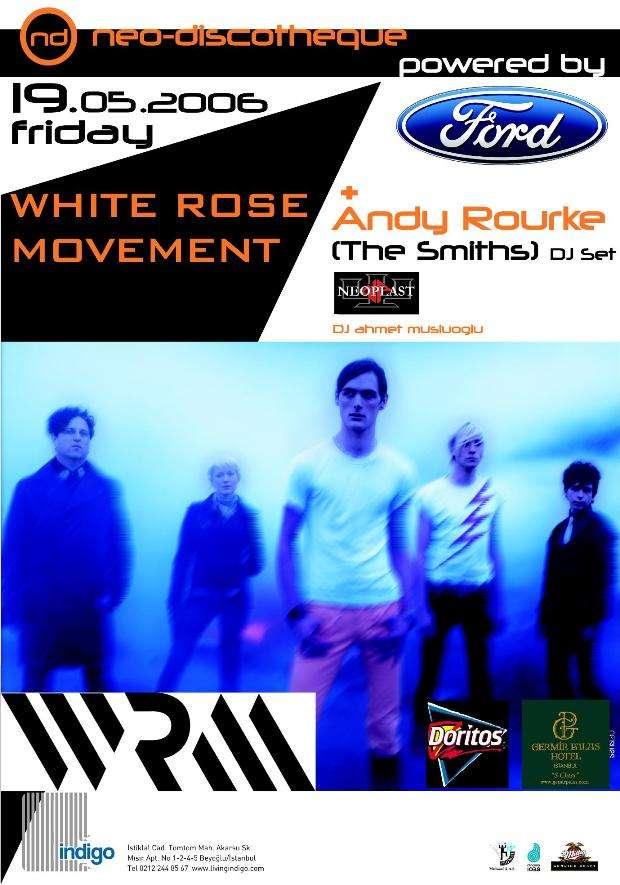 NeoDiscotheque White Rose Movement