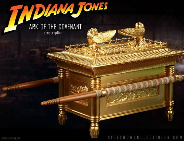 Preview image for their upcoming indiana jones the ark of the covenant