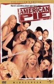 Bánh Mỹ 1 - American Pie