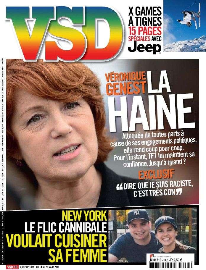 VSD N°1855 du 14 au 20 Mars 2013