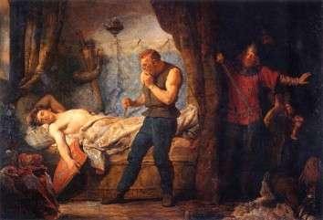 Korona wekrwi – Przemysł II – J.F. Libicki