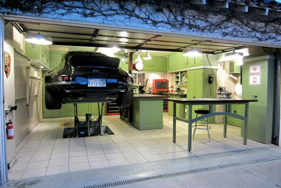 Vintage garage inspiration the malvern arms talk for Lift furniture to second floor