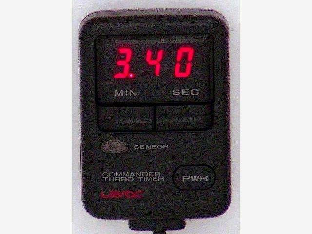 LEVOC turbo timer Rx7 RX8 350Z 260Z AE86 GC8 BG5 Outback Ep91 Ep