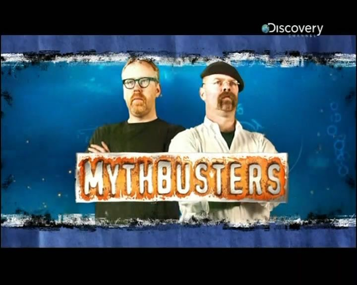 Discovery Channel - Mythbusters Boxset 117 Bolum DVBRIP Türkçe Dublaj