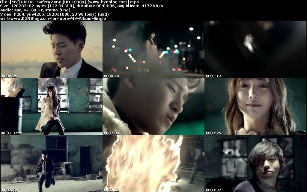 (MV) DMTN (Dalmatian) - Safety Zone (HD 1080p Youtube)