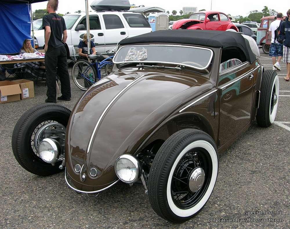 Rolls Royce Vw Bug >> Custom Volkswagen Beatle Hot Rod Pictures