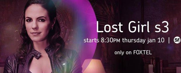Lost Girl Seasons S01-02-03