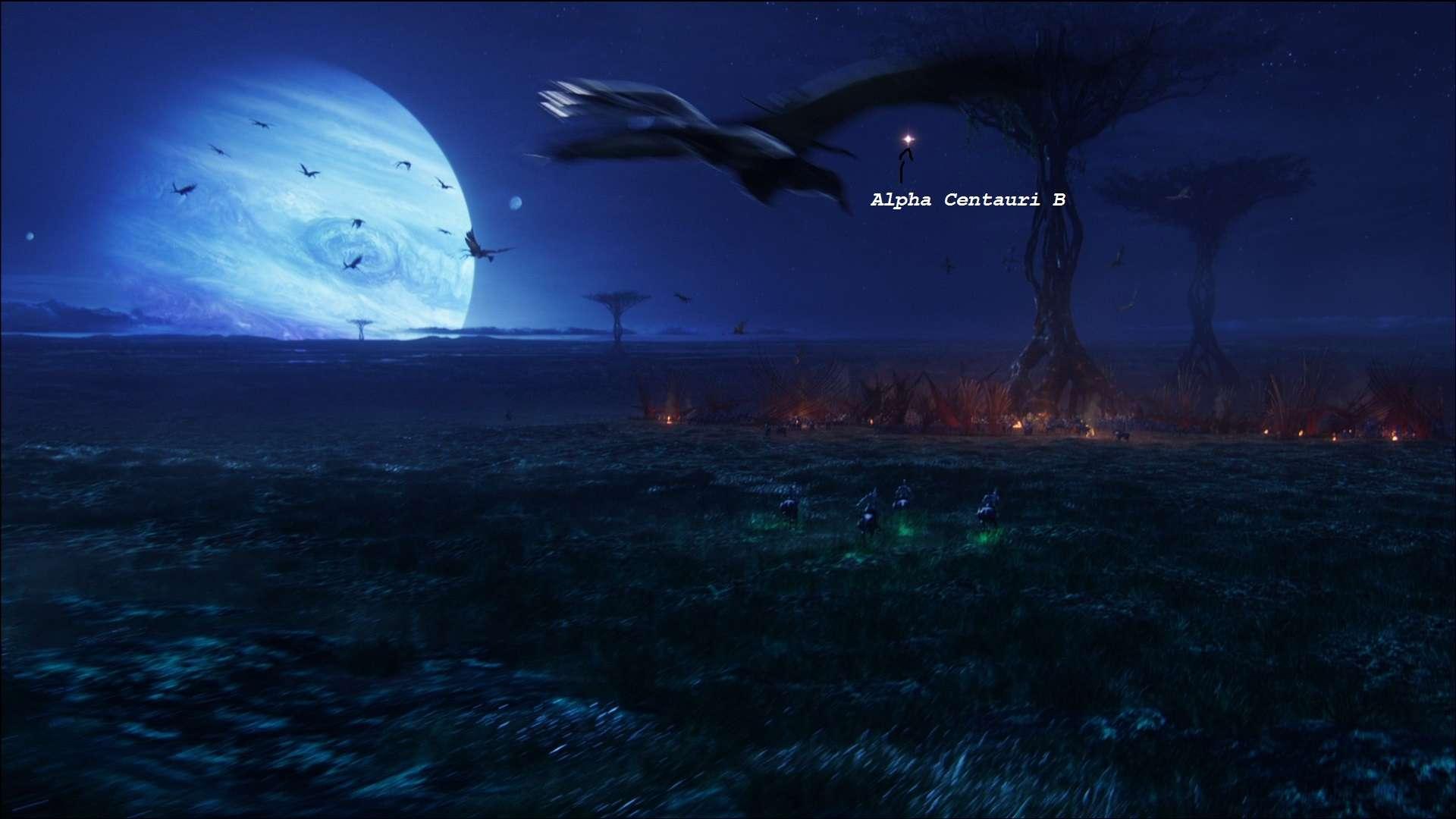 alpha centauri and earth - photo #33