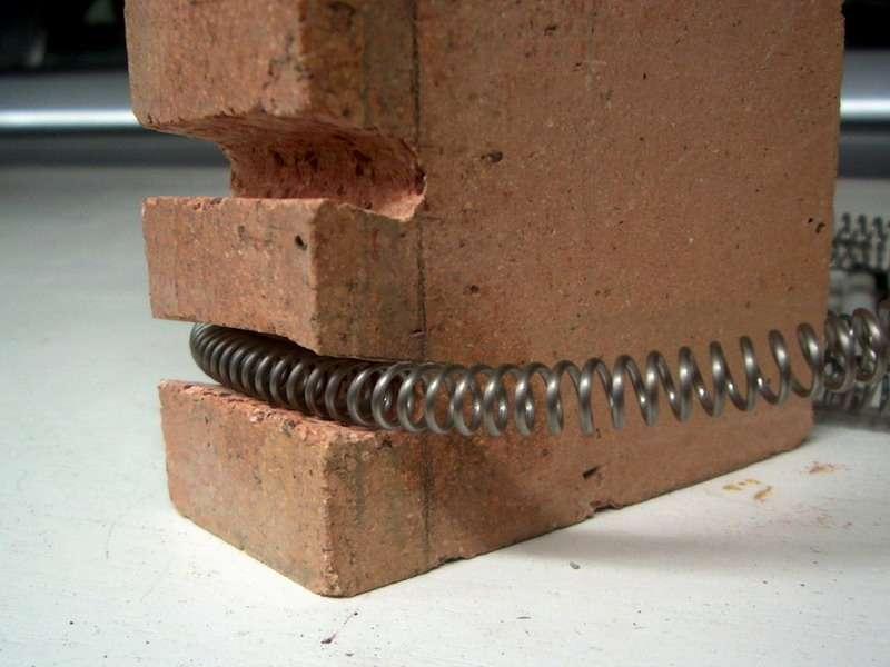 Construccion De Un Horno Electrico