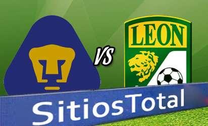 Pumas vs León En Vivo
