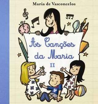 CANÇÕES MARIA VASCONCELOS Vol2